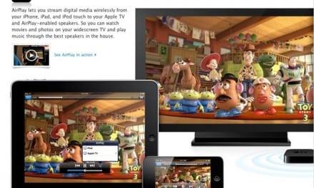 [가이드] iOS 4.2.1 에서 AirPlay 호환 스피커로 인식 시키기